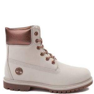 "Timberland 6"" Classic Metallic Boots"
